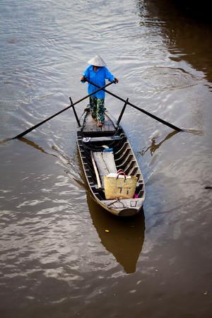 dag 4 Ho Chi Minh City   -  Can Tho 21/10