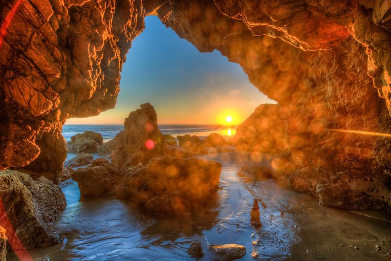 Malibu Sunset! Nikon D800E HDR Socal Malibu Landscape / Seascape Photography 14-24mm f/2.8 G ED AF-S Nikkor Wide Angle Zoom Lens