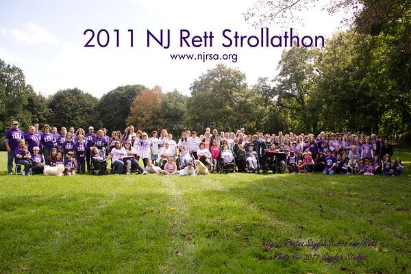 Rett Strollathon 2011