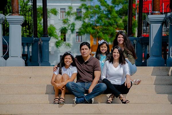 Miguel, Carola & Family