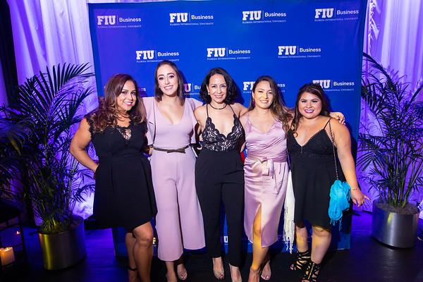 7/26/19 FIU Business Grad Reception