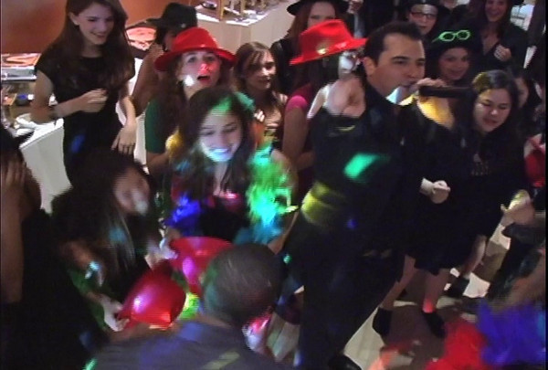 Bat Mitzvah Video Celebration