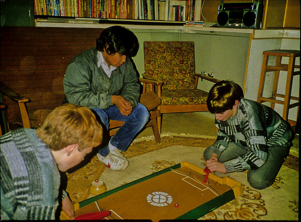 Games Night and Primuses