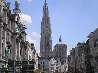 Antwerpen, 6de lj.