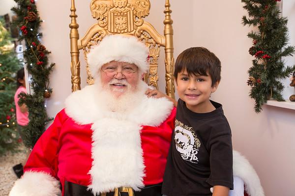 Sawdust Santa and Mini Sessions 2018