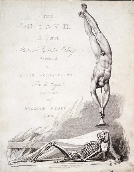 Robert Blair's The Grave 1808