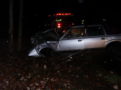 Schuylkill County - N. Union Twp. - MVA w/ injuries - 9/3/2007