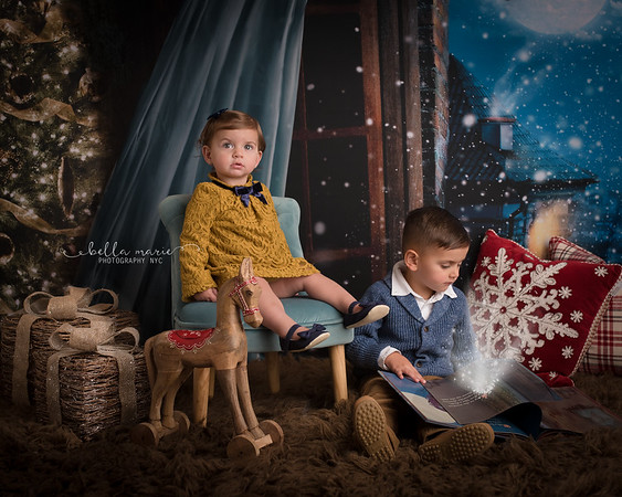 Christmas Mini Session, 2017
