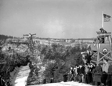 Mounds Park Ski Jump: St Paul, MN ( 1921-1938)