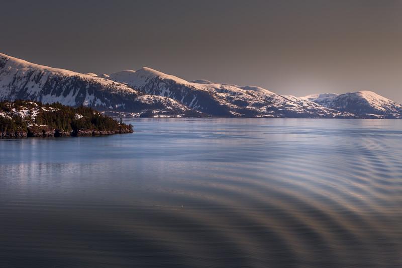 College Fjord, Alaska