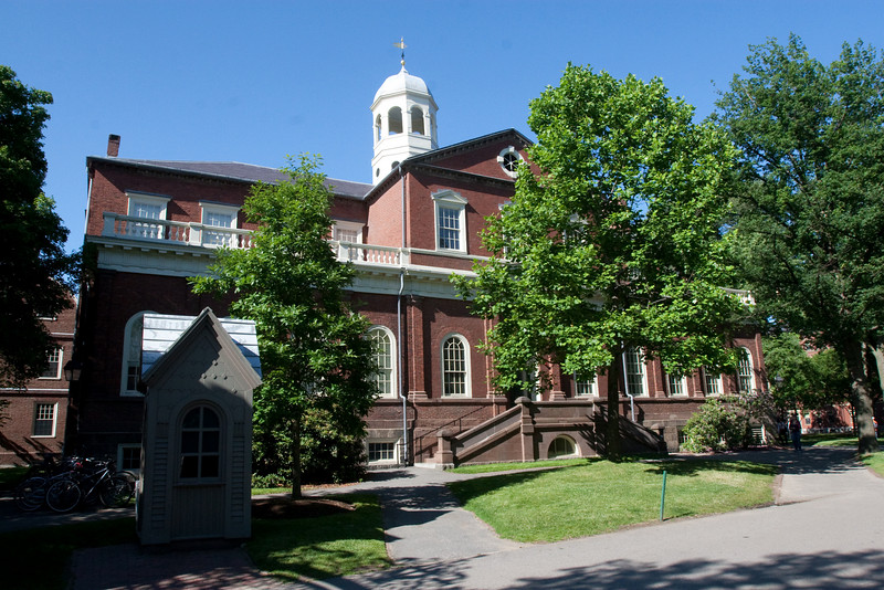 Day 6 - Harvard campus