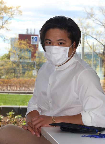 UML student Chummeng Soun 051121