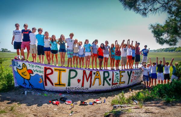 Marley's Boat - Raptor Report