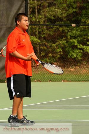 080501 - Varsity Tennis v LCA