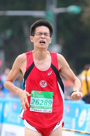 20141221 Taiwan Half Marathon