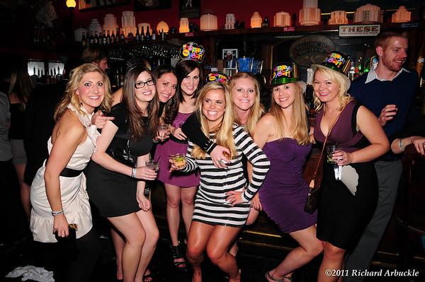 David Sharp's  New Year Eve Party at Savoy Tivoli 12 31 2011