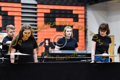 Odessa HS Drumline