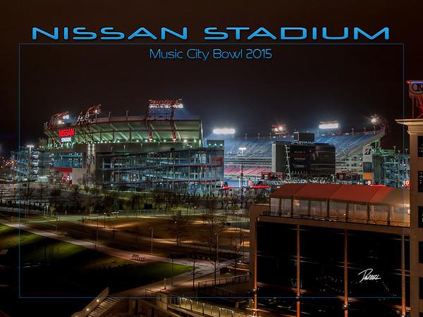 2015 MUSIC CITY BOWL VS. TEXAS A&M