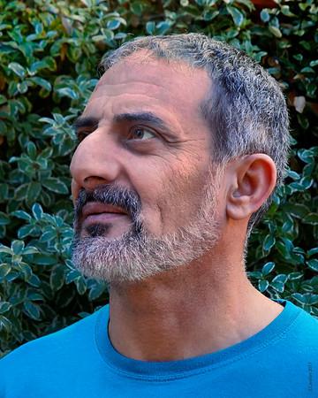 Faisal Zedan, arabic percussion