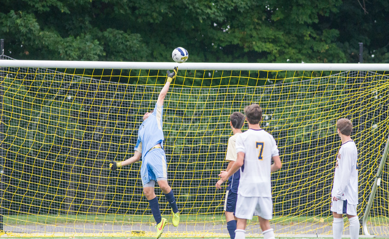 Pittsford Sutherland Varisty 9-6-14 vs. Spencerport