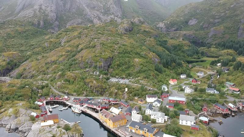 9-1-17241799lofoten Nusfjord Fishing Village.MP4