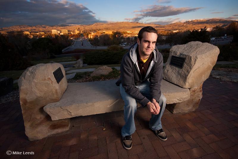 Tyler Allyn in Boise Idaho
