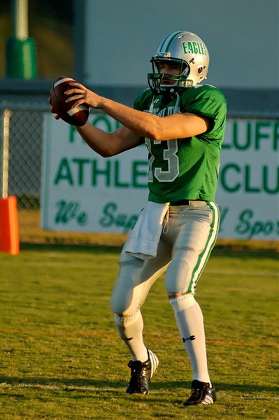 Hokes Bluff vs Clay County - Oct 12, 2007