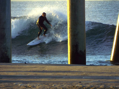 11/23/19 * DAILY SURFING PHOTOS * H.B. PIER