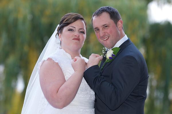 Emily & Michel 2012