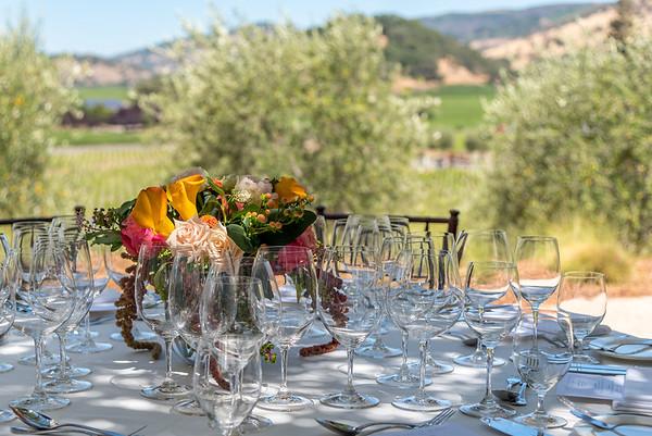 Vintner's Luncheon at Cliff Lede
