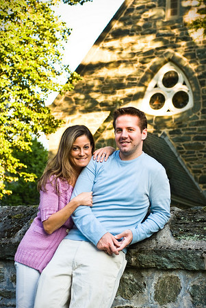Bridget & Mike {engaged}