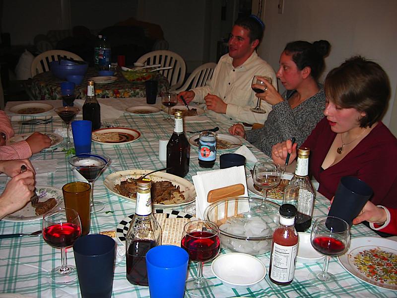 12 - Eating our wonderful food.JPG