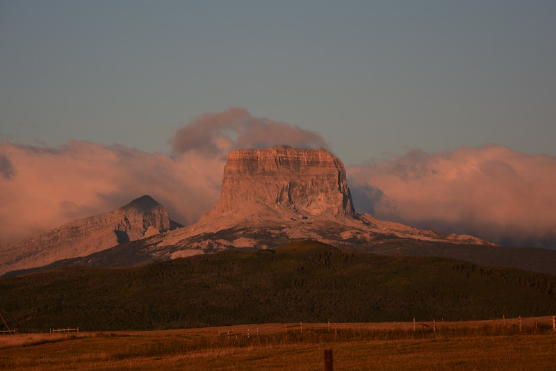 Chief Mountain, Montana