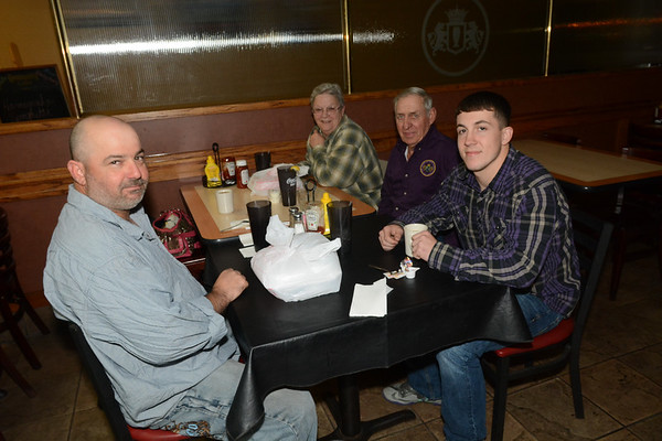 CLASS DINNER at The Lions Share 11-19-14