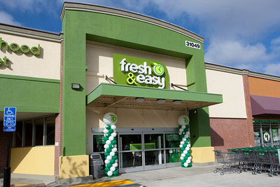 Fresh & Easy - Hayward
