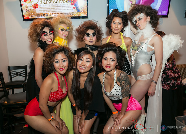 Miracles / MyLee Xiong Benefit FASHION SHOW