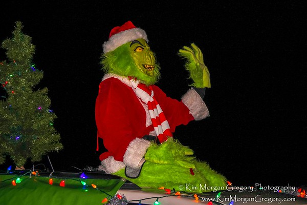 MT. PLEASANT CHRISTMAS PARADE 2016