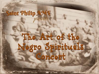 2017 Negro Spiritual Concert - Michelle