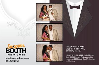 Wedding Festivals Hyatt - 010321