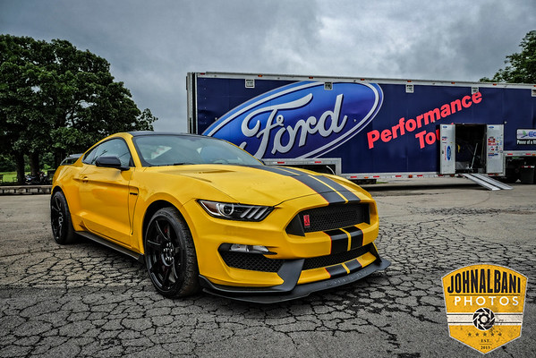 2015 Ford & Shelby Mid America Nationals