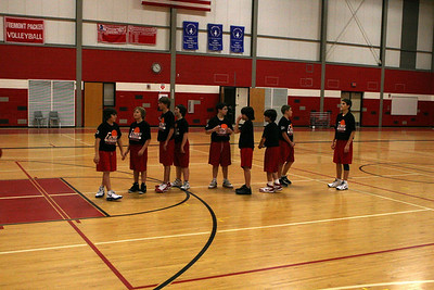 Middle School Boys Basketball 7B - 2009-2010 - 12/2/2009 Grant
