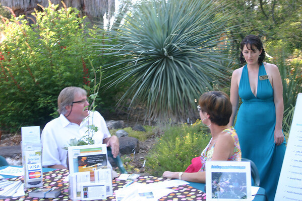 Sculpture in the Garden 2012 Preview Party (Photos by Helen Gannon)