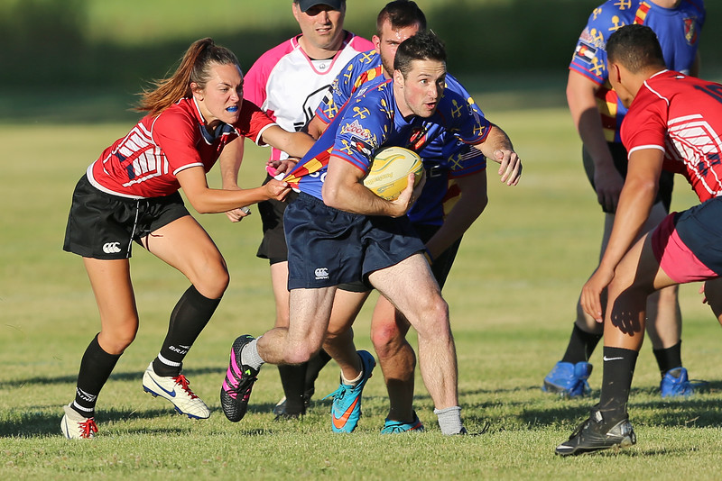 2016 Colorado Rush Rugby Denver Super Summer 7's Rugby