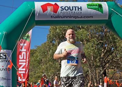 12Km Run. Start / Finish area photos.