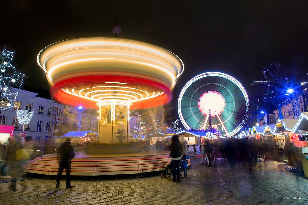 Plaisirs d'hiver - Bruxelles