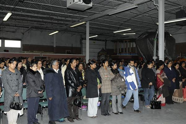 Dr. Ruby Dhalla M.P (Brampton- Springdale) Meets with Tamil Canadians at Brampton