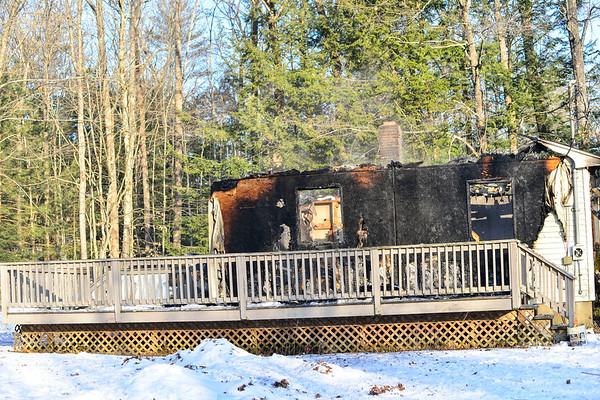 Second alarm fire in Vernon - 011321