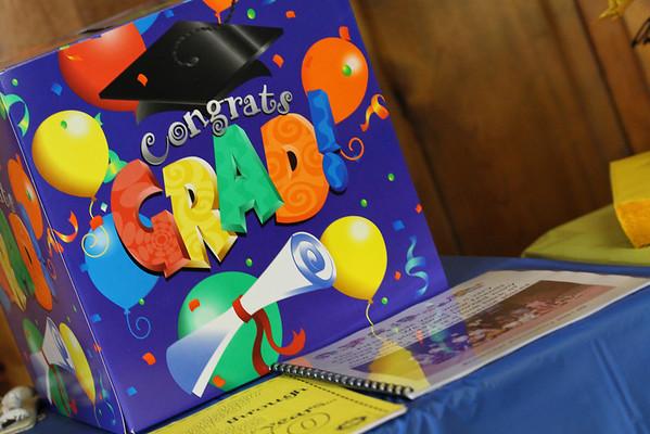 Chaz's Graduation Party