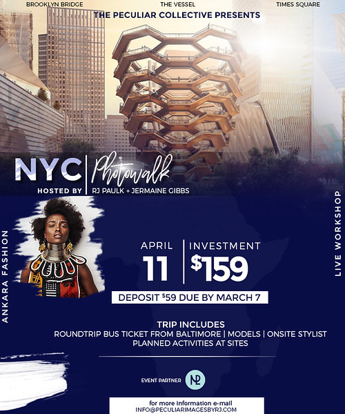 NYC Photowalk