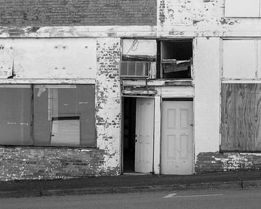 """American Dreams: Store"" (photography) by Sarah Haig"